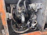 De gebruikte Machines van de Bouw Hitachi van het Graafwerktuig Ex120 voor Verkoop