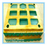 Kiefer-Platten-Kiefer-Zerkleinerungsmaschine-Abnützung-Ersatzteil-Kiefer-Zwischenlagen