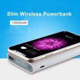 La Banca senza fili 8000mA di potere del Qi digiuna pacchetto di carico della batteria del bacino del caricatore