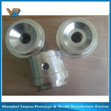 Peças do óxido de alumínio que fazem à máquina as peças e as peças de trituração do CNC