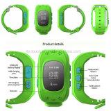 Venda Por Atacado Real Time Location 4 Band Kids GSM GPS Tracker Watch (Y2)