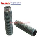 Boulon M5X15mm de goujon d'amorçage d'acier inoxydable de RoHS