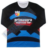 Healong alguns uniformes baratos impressos do futebol de Digitas do logotipo Sublimation feito sob encomenda