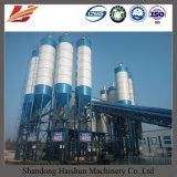 Pianta d'ammucchiamento concreta rapida Hzs180 con la fabbrica di motori di alta efficienza