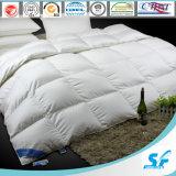 100%年の綿のMicrofiberの明白な高級ホテルの高品質の慰める人の羽毛布団