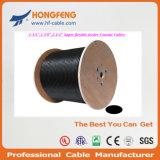 Câble coaxial de liaison ondulé de 1/2'Superflex