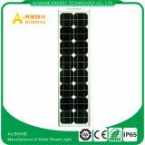 生命Po 4電池の60のW太陽LEDのライトの高い太陽電池パネルの効率を使って