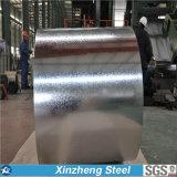 Bobina de aço galvanizada revestida zinco de ASTM/JIS com o GV BV aprovado
