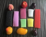 공장 직접 주문 도매 거품 신선한 과일을%s 포장 관 그물