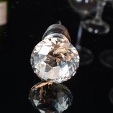 結婚式の装飾のダイヤモンドのワイン・ボトルストッパー