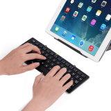 Métal neuf de course d'arrivée pliant le clavier bluetooth portatif de tablette de clavier de Bluetooth 3.0