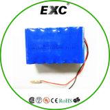 De navulbare 18650 Li-Ion Batterij van het Polymeer van het Lithium van Bluetooth van het Pak van de Batterij