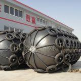 Fabrico de fábrica Yokohama Para-lama de borracha Pneumático Marinho
