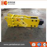 수력 공구 파는 콘크리트를 위한 적용 가능한 11-16 톤 굴착기에 유압 차단기 망치
