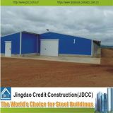 Install Low Cost Prefabricated Chicken Farm Building
