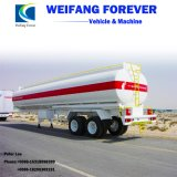 Saleのための新しいGasolineかDiesel/Crude Oil Transport Aluminum Tanker/Tank Semi Trailer