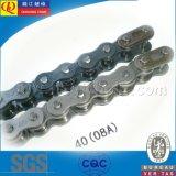 08A mettono la catena in cortocircuito del rullo di precisione del passo per colore naturale