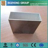 Estera. No. 1.4441 tubo del cuadrado del acero inoxidable de AISI 316lvm