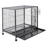 Square tube carré de la qualité de la cage de chien