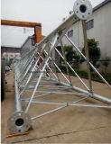 Stahlrohr-Aufsatz der kommunikations-3-Legged