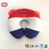 Cuscino creativo del collo di sostegno del collo del bambino della corrispondenza di colore della bandierina dell'Olanda