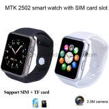 Buntes Bluetooth intelligentes Uhr-Telefon für Android und IOS (GM18S)