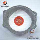Masque protecteur remplaçable de la forme N95 de cuvette de la poussière d'extraction