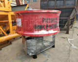 Tempo de manutenção fácil e misturador concreto energy-saving da bandeja