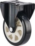 Medium Heavy Duty -07 Série PU rigide à roulette-guide