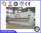 Scherende Maschine der hydraulischen Guillotine-QC11Y-12X2500, Stahlplatten-Scheren und Ausschnitt-Maschine, hydraulischer Guillotine-Typ scherende Maschine