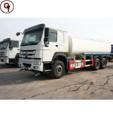 HOWO Sinotruk 371HP 6X4水重油タンクトラックの価格