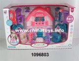 presente de promoção do castelo de estilo novo brinquedo de mobiliário para as meninas (1096803)