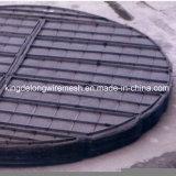 Separador de partículas del acero inoxidable para la torre que se lava (kdl-125)