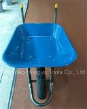 프랑스 모형 건축 외바퀴 손수레