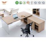 現代商業家具のヨーロッパのオフィスエグゼクティブ机を立てる贅沢