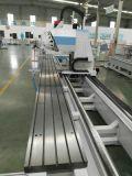 Centro fazendo à máquina do CNC da linha central da parede de cortina 3 da porta do indicador de alumínio
