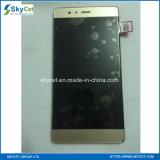 Piezas del teléfono móvil para la asamblea del digitizador de la pantalla táctil de Huawei P9 LCD