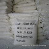De grado industrial ZnO óxido de zinc el 99,7% para el recubrimiento de goma/pintura/