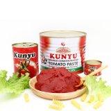 Sauce tomate en boîte avec le bon prix