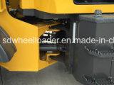 Hot Sales Alibaba ZL10 CS910 10 Pequeña cargadora de ruedas en el Show de Bauma 2016