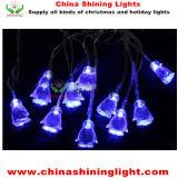 펭귄 크리스마스 나무 휴일 파티 시장 훈장 LED 빛
