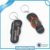 Cadeaux promotionnels Fancy Cheap Custom Logo Imprimer Porte-clés
