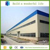 Proyecto de edificio prefabricado confeccionado del almacén de la estructura de acero