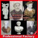 Frauen-Fehlschlag, Marmorfehlschlag-Statue, marmorn geschnitzte Dame Bust Statue