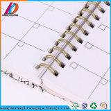 Del atascamiento 2018 cuaderno mensual semanal espiral del planificador de la agenda diariamente
