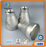Réducteur concentrique sans soudure en acier inoxydable avec ISO9001: 2008 (KT0021)
