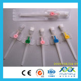 WegwerfIvcatheter IV Cannula genehmigt mit Cer Cerfiticate