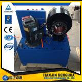 Máquina de friso de pressão elevada da mangueira hidráulica do frisador do encaixe de mangueira