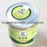 半自動オーガーの小麦粉の粉の充填機100-1000g
