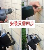 Projecteur à LED IP67 Mur lumière Lumière solaire de sécurité pour le jardin cour de triage d'accueil